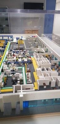 usine en lego..